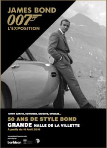 Affiche James Bond
