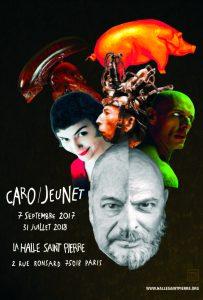 Affiche Caro Jeunet Expo