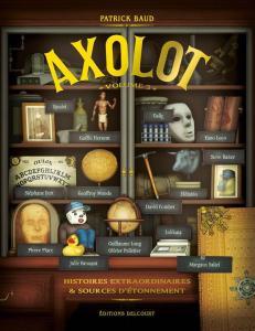 Axolot - tome 3