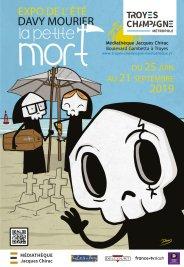La petite mort de Davy Mourier