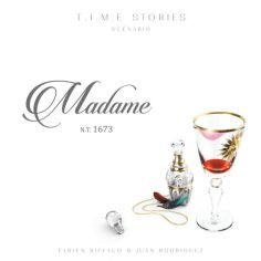Madame Time Stories