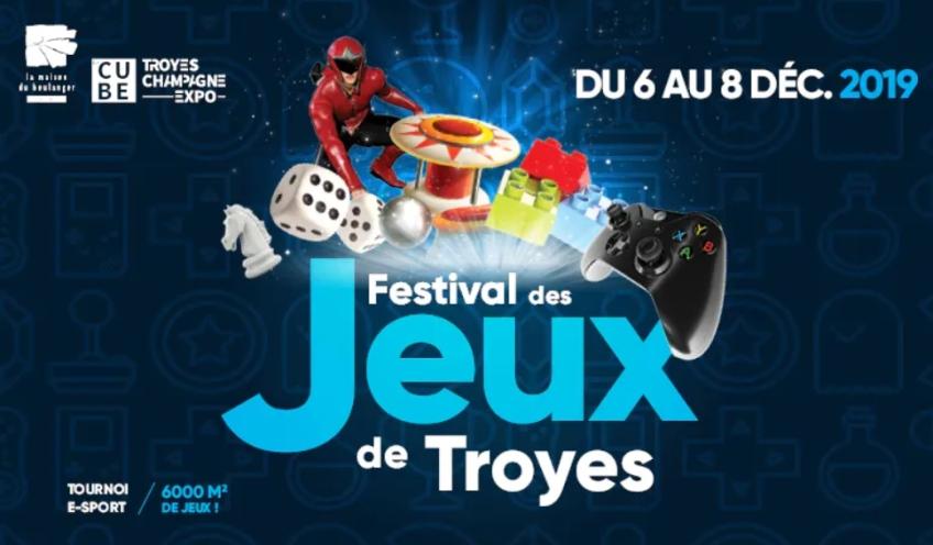 festival des jeux troyes 2019