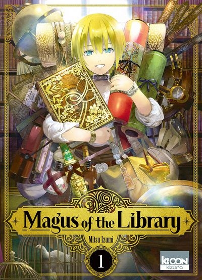 magus of library